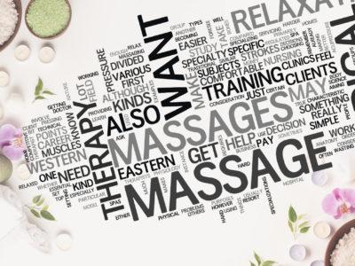 ¿Qué es un masaje?