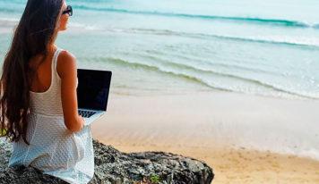 ¿Cómo combinar viaje, relax y trabajo en 2021?
