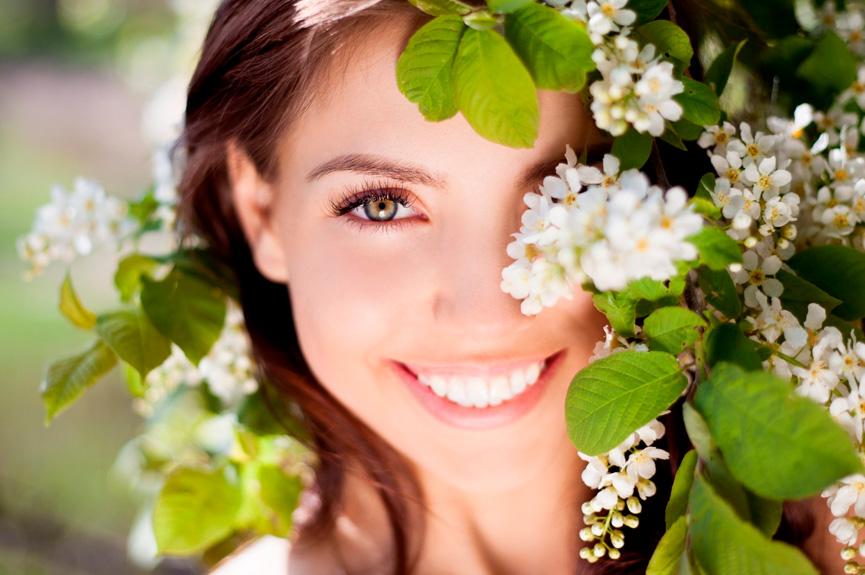 El bienestar a través de las flores